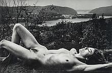LEONARD FREED (American, 1929-2006). KATE 2002, signed and stamped verso. Silver gelatin print, vintage imp.