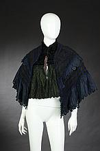TWO VICTORIAN CAPELETS, 19th century.