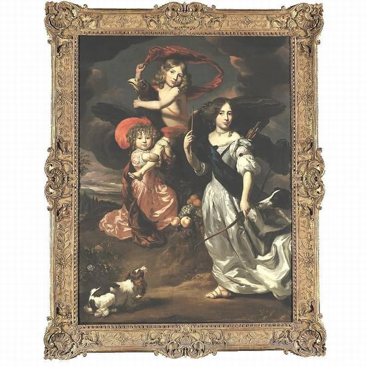 u - * NICOLAES MAES DORDRECHT 1634 - 1693 AMSTERDAM