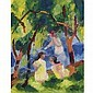 AUGUST MACKE, August Macke, Click for value