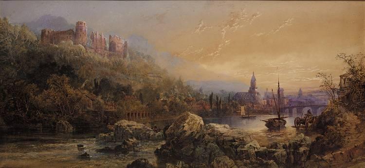 EDWARD RICHARDSON, BRITISH 1812-1869