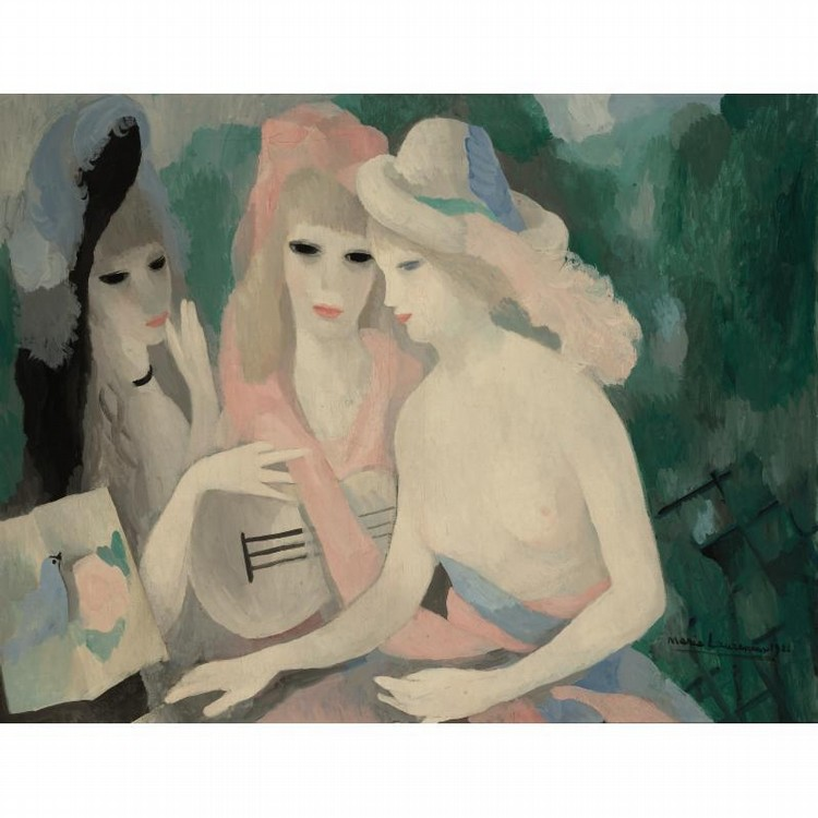 MARIE LAURENCIN