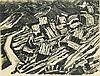 EDWARD WADSWORTH A.R.A. | Ladle Slag Old Hill II
