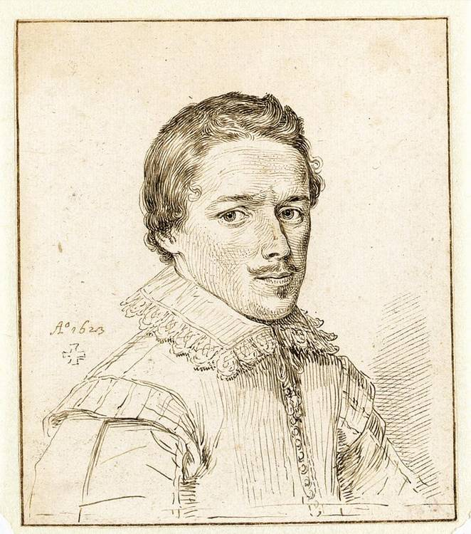 * DAVID BAILLY LEIDEN 1584 - 1657