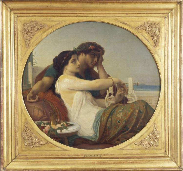 ALEXANDRE CABANEL FRENCH, 1824-1889