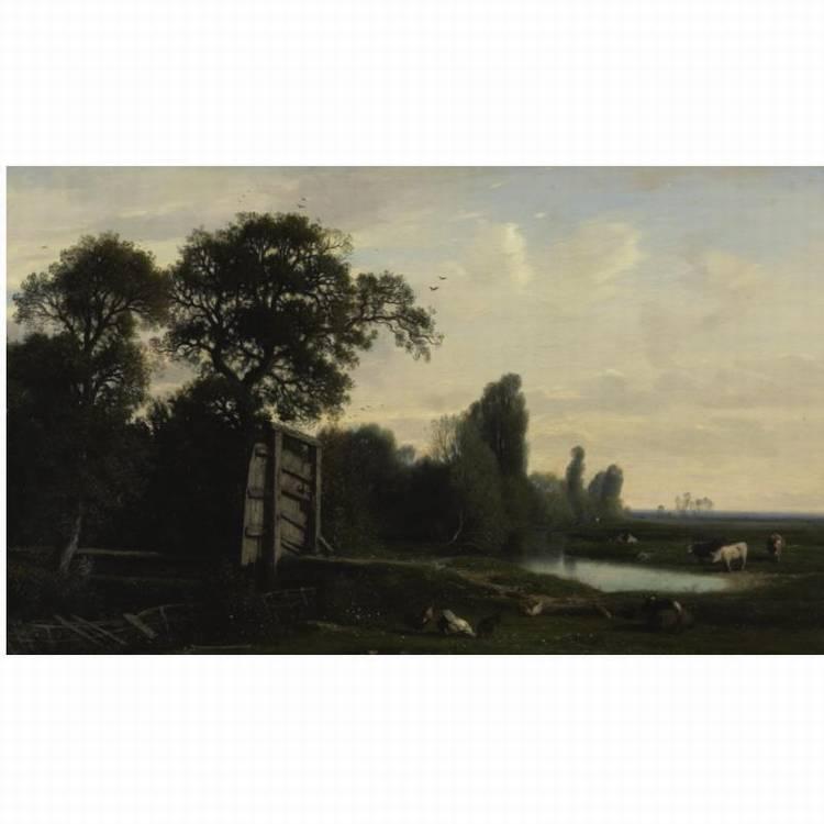 NICOLAS-LOUIS CABAT 1812-1893