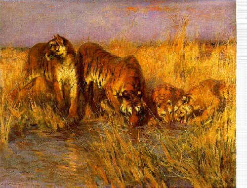 ARTHUR WARDLE, R.I., R.B.C. (BRITISH, 1864-1949)