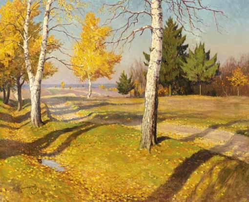 MIKHAIL MARKIANOVICH GERMACHEV, 1869-1930