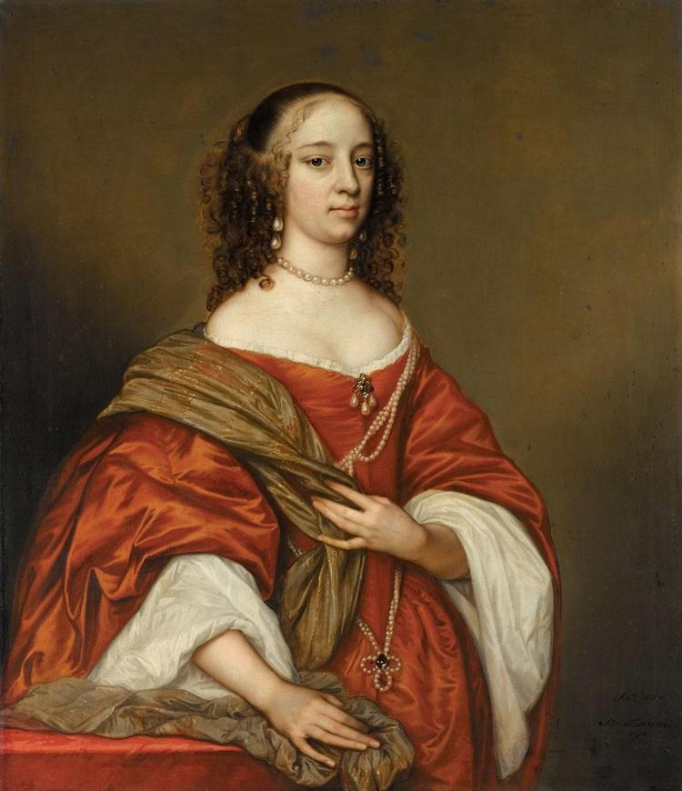 ADRIAEN HANNEMAN THE HAGUE CIRCA 1601-1671