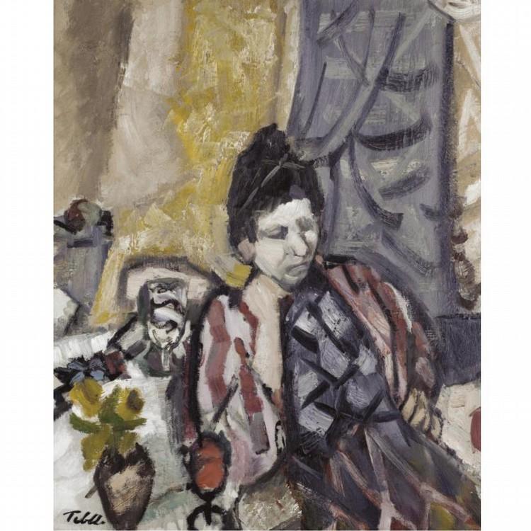 GEOFFREY TIBBLE, 1909-1952