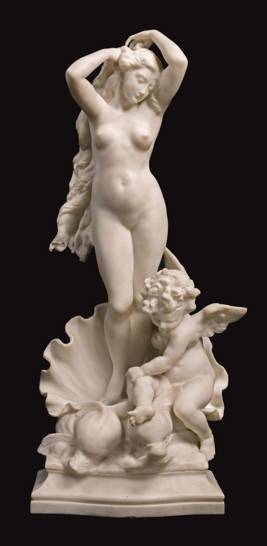 JULES JACQUES THÉODORE DOMINIQUE LABATUT | The Birth of Venus