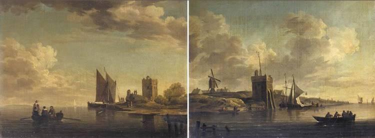 Charles Brooking 1723 1759