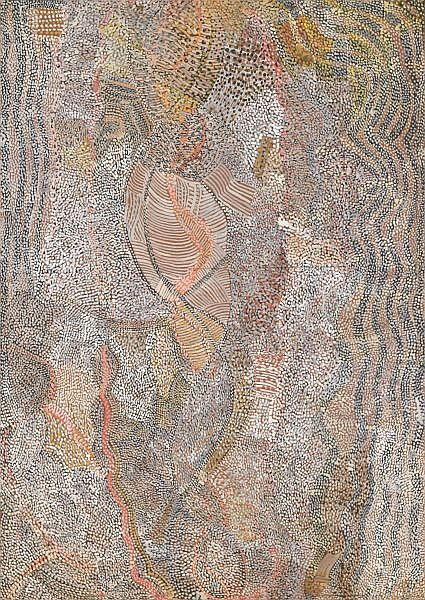 JOHNNY WARANGKULA TJUPURRULA , CIRCA 1932-2001 