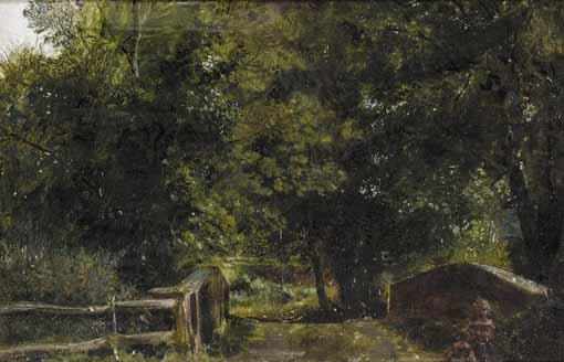 WILLIAM DAVIS, IRISH 1812-1873