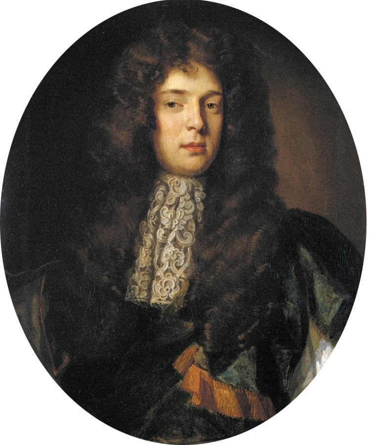 SIR GODFREY KNELLER, BT. 1646 - 1723 PORTRAIT OF SIR WILLIAM FERMOR, 1ST BARON LEMPSTER