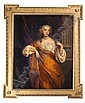 SIR PETER LELY AND STUDIO 1618 - 1680 PORTRAIT OF A LADY, PROBABLY MARGARET WHARTON, Sir Peter Lely, Click for value