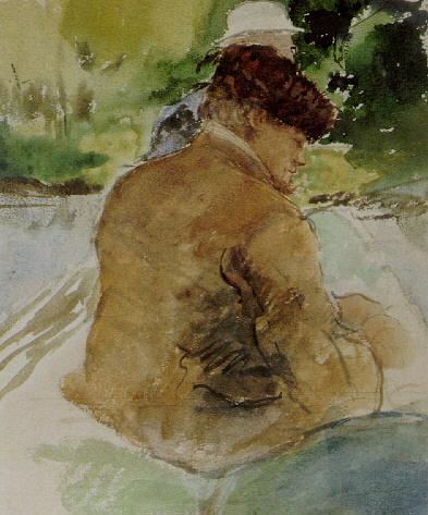 JULES BASTIEN-LEPAGE (1848-1884) SIR GEORGE LEWIS