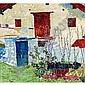 c - Augusto Giacometti 1877-1947 Öl auf Leinwand, Augusto Giacometti, Click for value