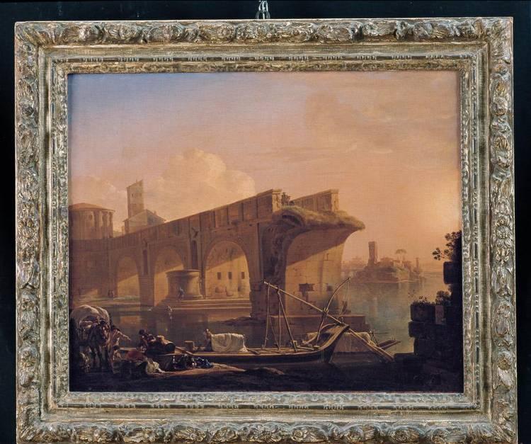 JAN ASSELIJN DIEPPE OR DIEMEN CIRCA 1610 - 1652 AMSTERDAM