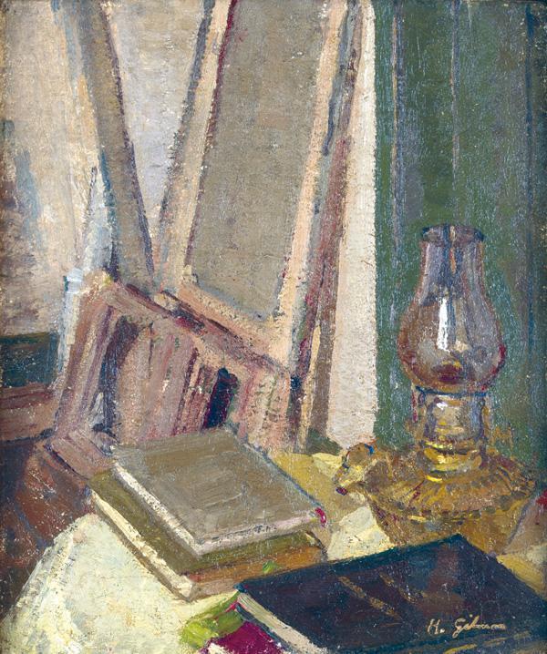HAROLD GILMAN 1876-1919