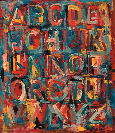Jasper Johns - Lessons - Tes Teach