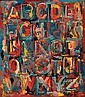 jasper johns b.1930, Jasper Johns, Click for value