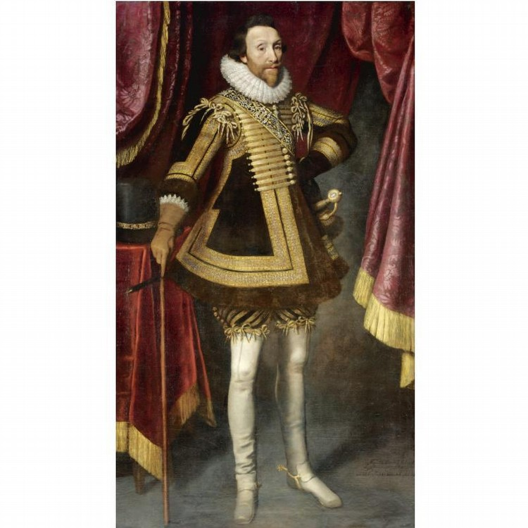 w - MICHEL JANSZ. VAN MIEREVELT 1567-1641
