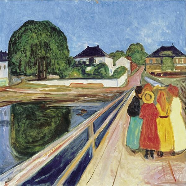 - Edvard Munch , 1863-1944 