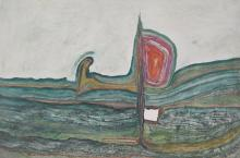 FRIEDENSREICH HUNDERTWASSER   L'Accord Sous la Loupe <br />Der Akkord Unter Der Lupe (The Chord Under the Loupe)