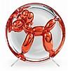 JEFF KOONS   Balloon Dog (Red)