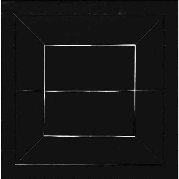 - Gianni Colombo , 1937-1993 Spazio elastico   chiodi, molle metalliche, elastici e smalto su tavola