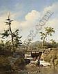 HENDRIKUS VAN DE SANDE BAKHUYZEN DUTCH, 1795-1860