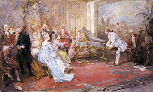 VICENTE DE PAREDES, VALENCIA 1845-PARIS 1903