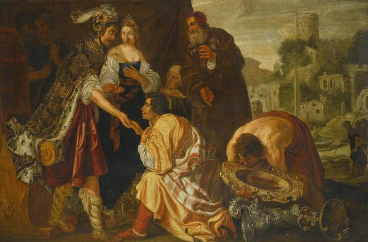 JAN TENGNAGEL | The continence of Scipio