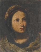 MASSIMO STANZIONE | Portrait of a lady, bust-length