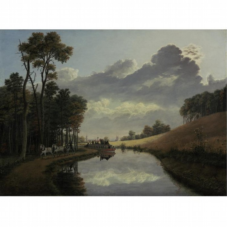 PROPERTY FROM A NEW ENGLAND PRIVATE COLLECTION GEORGE HARVEY 1800-1878 PITTSFORD ON THE ERIE CANAL