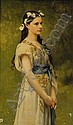 u JULES JOSEPH LEFEBVRE, Jules-Joseph Lefebvre, Click for value
