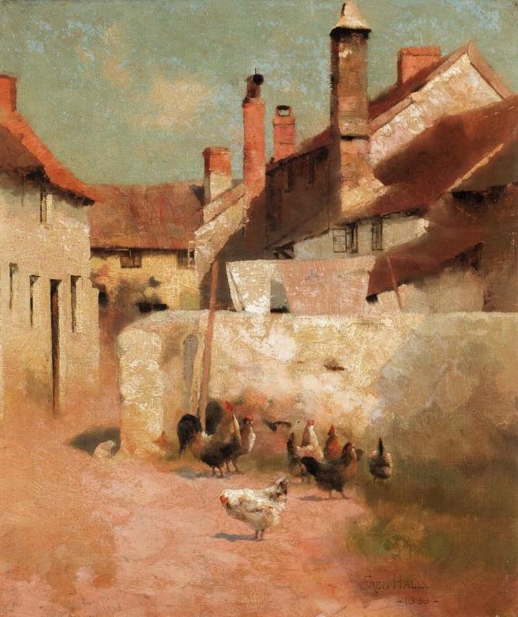 FREDERICK HALL, 1860-1948