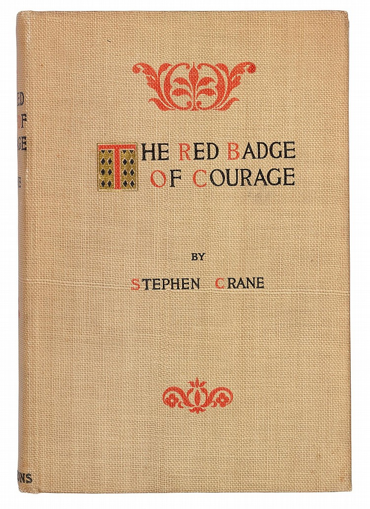 essay about the red badge of courage Professional essays on the red badge of courage authoritative academic resources for essays, homework and school projects on the red badge of courage.