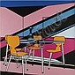 PATRICK CAULFIELD, R.A., Patrick Caulfield, Click for value