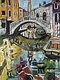 JOHN BRATBY R.A., 1928-1992, John Bratby, Click for value