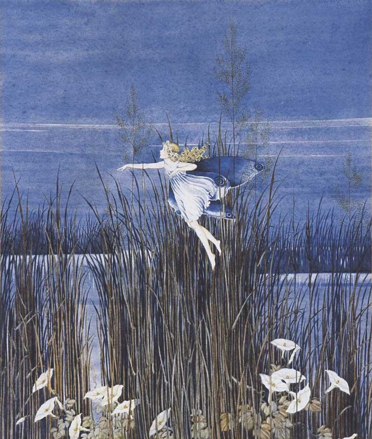 Ida Rentoul Outhwaite Works On Sale At Auction & Biography