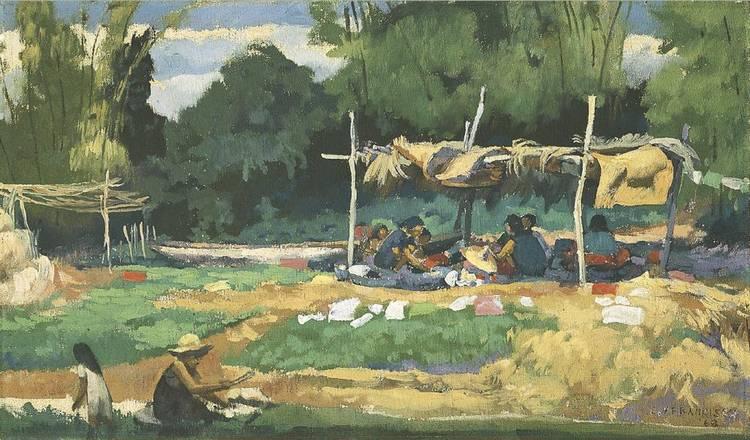 CARLOS V. FRANCISCO (1912-1969)