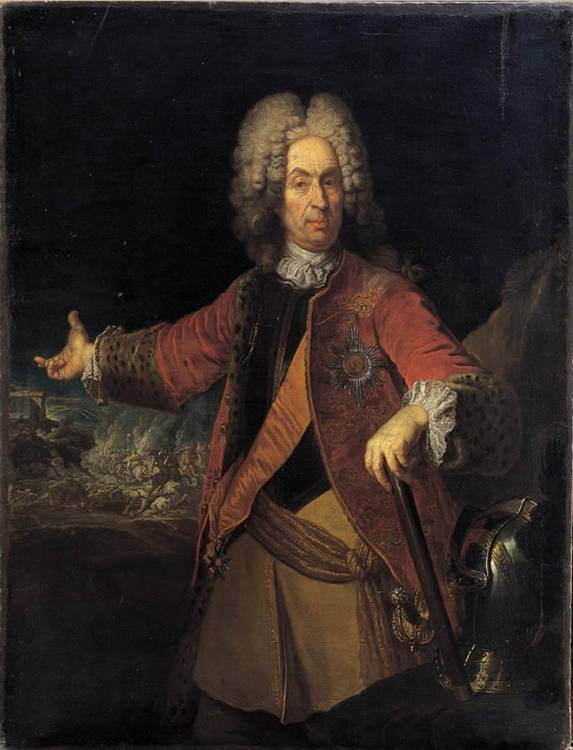 BARTOLOMEO NAZZARI E GASPARE DIZIANI CLUSONE 1699-1758 MILANO; BELLUNO 1689-1769 VENEZIA