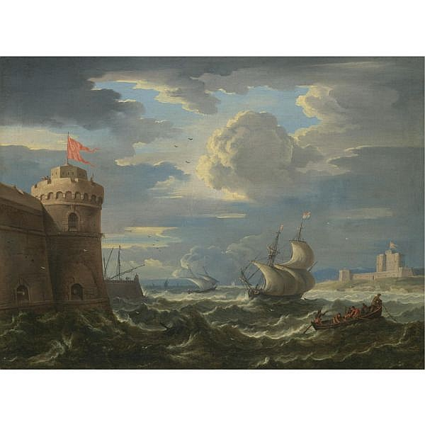Pieter Mulier the Younger, called Il TempestaHaarlem 1637 - 1701 Milan