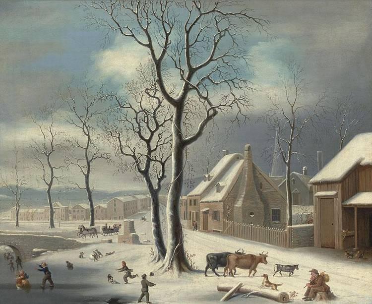 * ROBERT STREET 1796-1865