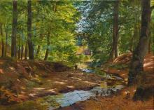AUGUST HAERNING | Forest Stream