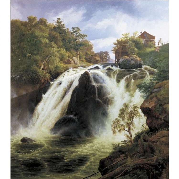 JOHANN HERMANN CARMIENCKE HAMBOURG 1810-1867 BROOKLYN