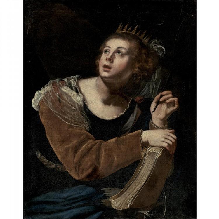 ARTEMESIA GENTILESCHI ROME 1593 - NAPLES 1652/3
