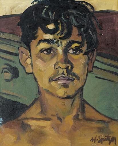 WALTER SPITZER (NÉ À CIESZYN EN 1927)